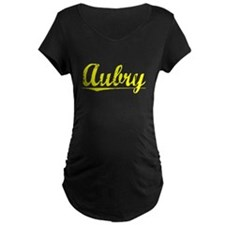 Aubry, Yellow T-Shirt