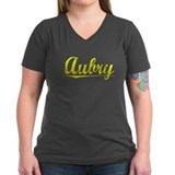 Aubry, Yellow Shirt