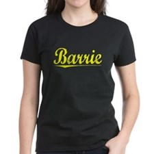 Barrie, Yellow Tee