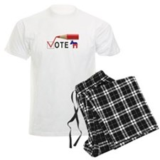 Politics Vote Obama 2012 Pajamas