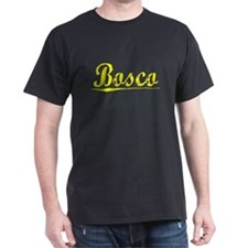 Bosco, Yellow T-Shirt