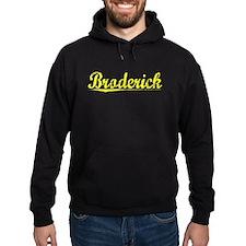 Broderick, Yellow Hoodie