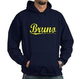 Bruno, Yellow Hoody