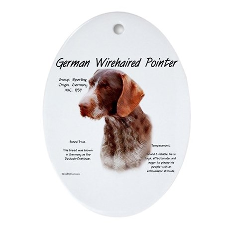 GWP Oval Ornament