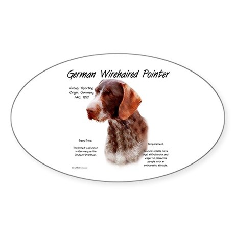 GWP Oval Sticker