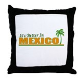 Unique Los cabos Throw Pillow