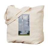 Cute Rocket Tote Bag
