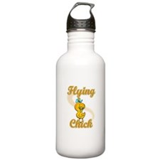 Flying Chick #2 Water Bottle
