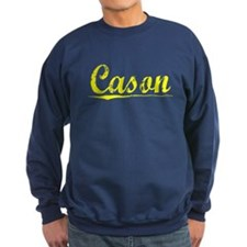 Cason, Yellow Sweatshirt