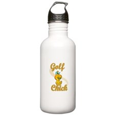 Golf Chick #2 Water Bottle
