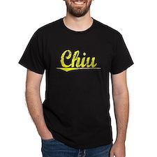 Chiu, Yellow T-Shirt