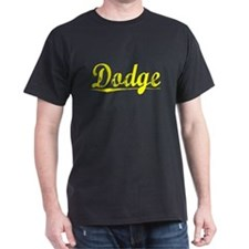 Dodge, Yellow T-Shirt