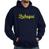Dubuque, Yellow Hoody