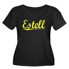Estell, Yellow T