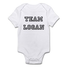 TEAM LOGAN Infant Creeper