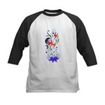 Beautiful Balance Kids Baseball Jersey