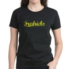 Fredricks, Yellow Tee