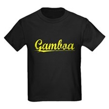 Gamboa, Yellow T