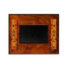 Harvest Moons Zen Twigs Picture Frame