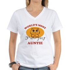 One Purrfect Auntie Shirt