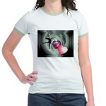 I Love to Dance Jr. Ringer T-Shirt