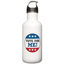 Vote For Me Water Bottle