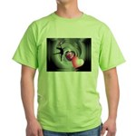 I Love to Dance Green T-Shirt