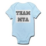 TEAM MYA Infant Creeper