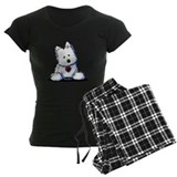 Westie Doorway To My Heart Pajamas