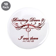 "Breaking Dawn 2 I was there 3.5"" Button (10 pack)"