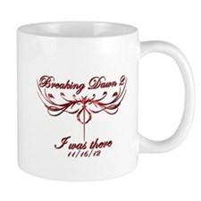 Breaking Dawn 2 I was there Mug