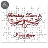 Breaking Dawn 2 I was there Puzzle
