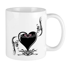Tribal Heart Mug