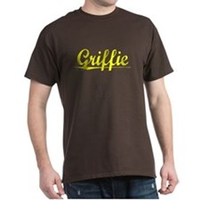 Griffie, Yellow T-Shirt