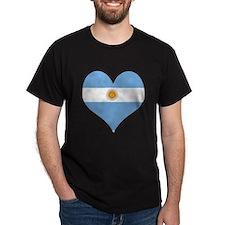 El Corazon de Argentina T-Shirt