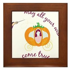 Wish Come True Framed Tile
