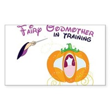 Fairy Godmother in Training Decal