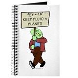 Save Pluto! Journal