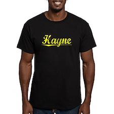 Hayne, Yellow T