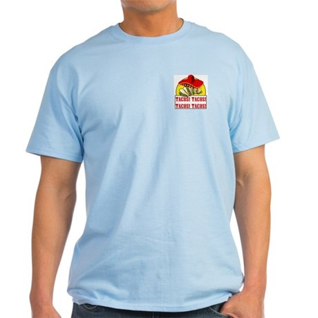 Reno 911 Tacos Tacos Light T-Shirt