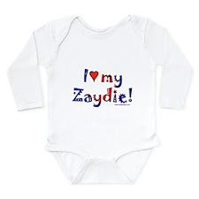 I love my Zaydie Long Sleeve Infant Bodysuit