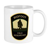 Unique Bigfoot Small Mug