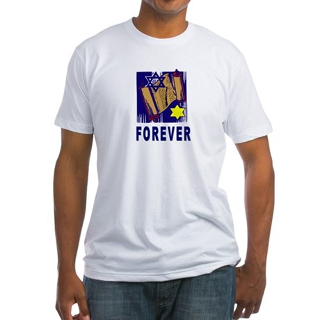 Torah Forever Fitted T-Shirt