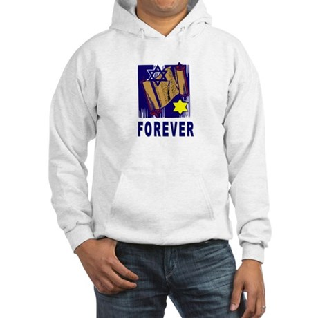 Torah Forever Hooded Sweatshirt