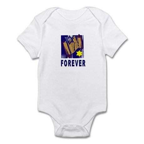 Torah Forever Infant Creeper