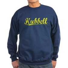 Hubbell, Yellow Sweatshirt