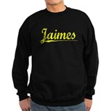 Jaimes, Yellow Sweatshirt