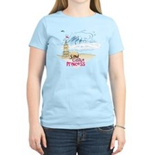 Sand Castle Princess T-Shirt