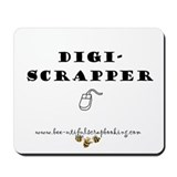 Digi-Scrapper Mousepad