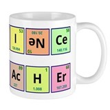 Science Teacher Small Mug